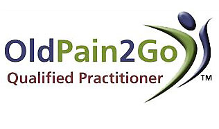 Pain2go qualified Practitioner logo